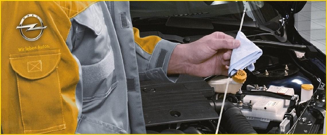 Opel Özel Servisi Şaşmaz